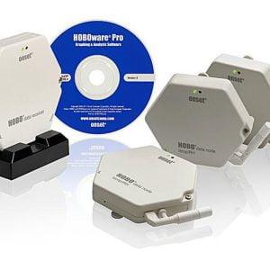 HOBO Wireless Temperature/Relative Humidity Monitoring Kit