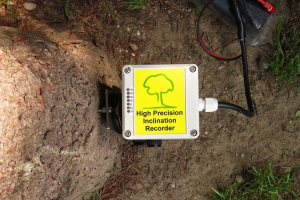 DynaTree Root And Trunk Testing System