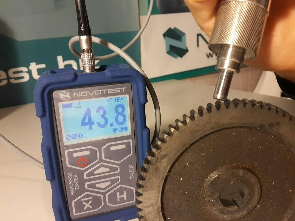 Hardness Tester NOVOTEST T-U2 4 alatuji.co.id